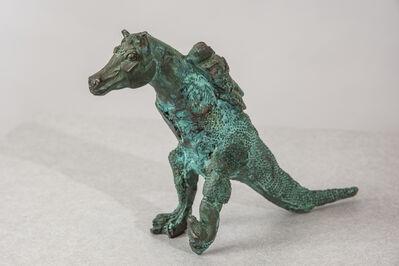 Joshua Goode, 'Bronze Sculpture: 'Funerary Horse'', 2019