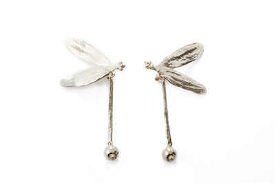Claude Lalanne, 'Dragonfly Earrings', 2016