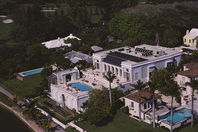 Slim Aarons, 'Palm Beach Palace', 1985