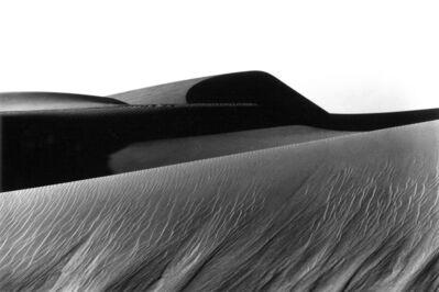 Brett Weston, 'Dune, Oceano', 1934