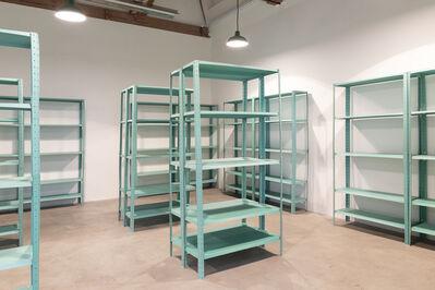 Mateo López, 'Archivo (archive)', 2012