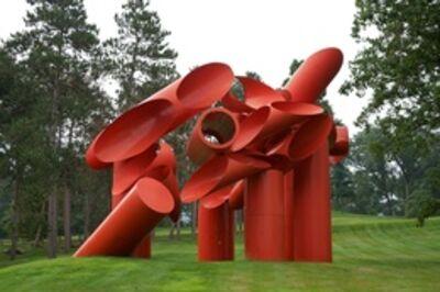 Alexander Liberman, 'Iliad', 1974-1976
