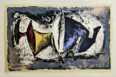 Marino Marini, 'Composizione di Elementi (Composition of Elements)', 1965
