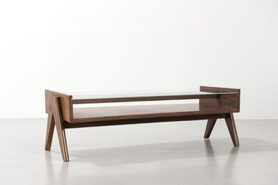 Pierre Jeanneret, 'Coffee table', ca. 1960