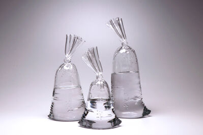Dylan Martinez, 'Glass Water Bags (Trio)', 2020