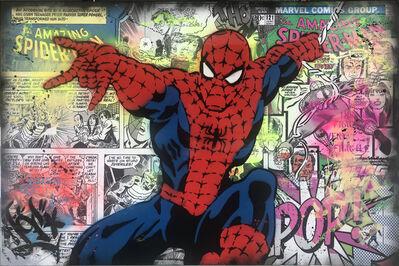 Alessio B, 'Spider Pop!', 2018