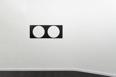 Douglas Allsop, 'Reflective Editor: Two Round Holes, Square Pitch', 2013