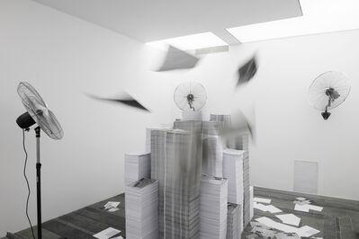 André Komatsu, 'Construção de Valores', 2012