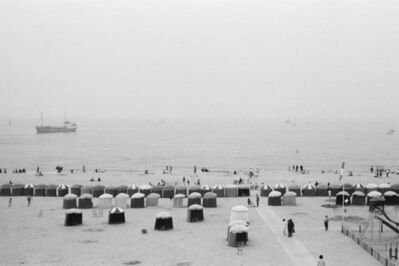 Marc Held, 'À la plage, Trouville', 1960