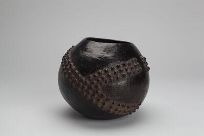 Southern Africa, South Africa, Zulu, late 19th century, 'Ukhamba, Zulu beerpot, amasumpa technique', n/a