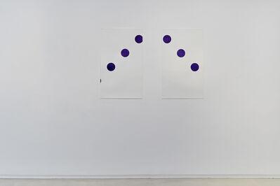 Kim Yong-Ik, 'Untitled (diptych)', 2018