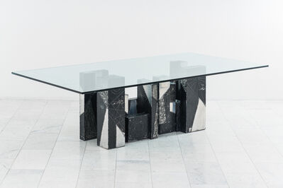 Paul Evans (1931-1987), 'Paul Evans, Argente Skyline Dining Table, USA', ca. 1968
