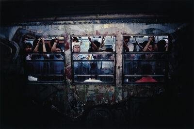 Bruce Davidson, 'Pair of photographs from the series Subway', circa 1990