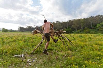 Scott Hocking, 'Triumph of Death, Mounting a Dead Horse ', 2010