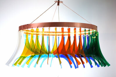 Reinier Bosch, 'Happy Chandelier', 2012