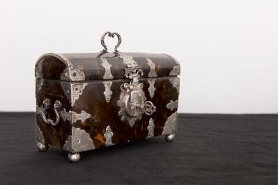Unknown Mexican, 'Caja o Cofre ', S.XVIII