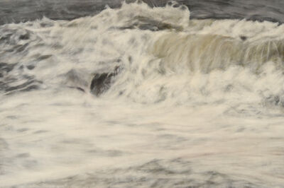 Clifford Smith, 'Gray Surf III', 2013