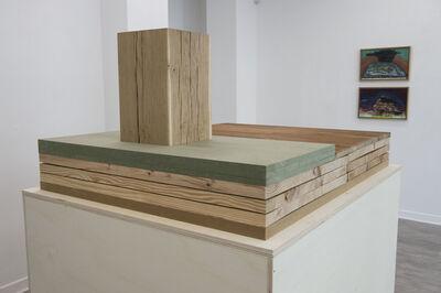 Diego Salvador Ríos, 'Skulpturgartën', 2019