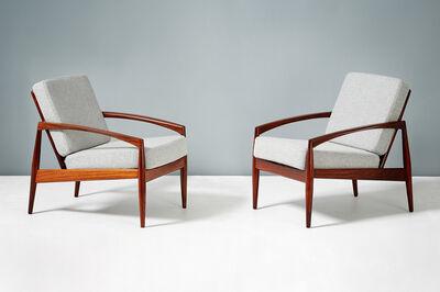 Kai Kristiansen, 'Model 121 Paper Knife Lounge Chairs', 1955