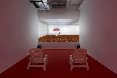 Yu Honglei, 'Take a Walk (a)', 2014