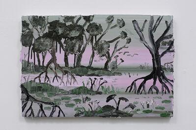 """Rodrigo Andrade, 'Pântano (""""swamp"""") ', 2015"""