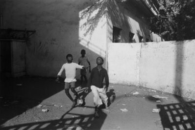 Louis Draper, 'Soccer Game, Dakar, Senegal', 1978