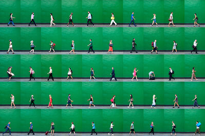 Xan Padron, 'Time Lapse, London, UK', 2017