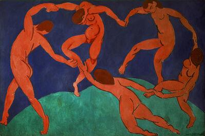 Henri Matisse, 'La danse', 1909