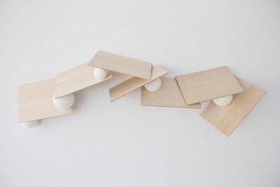 Carla Guagliardi, 'Partitura VI', 2014
