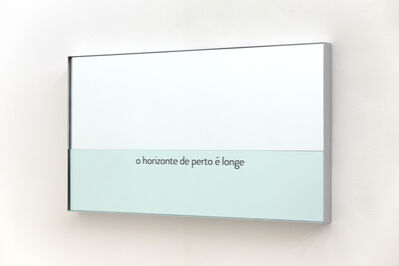 Katia Maciel, 'O horizonte de perto é longe', 2017