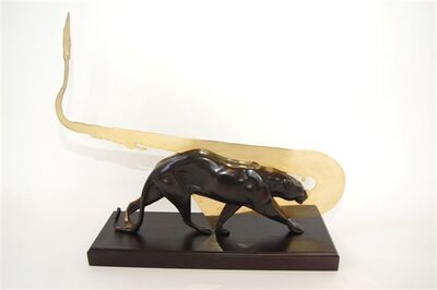 Arman, 'jazzy jaguar', 2004