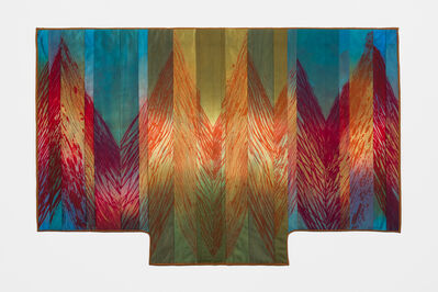 Judith Content, 'SPIRES', 2017