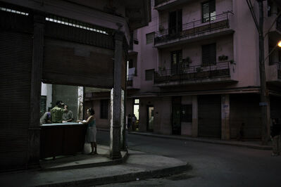 Jerome Sessini, 'Rationing Store. La Havana, Cuba', 2008