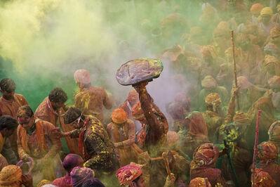 """Cristina Garcia Rodero, '""""El Festival de los Colores. India""""', 2007"""