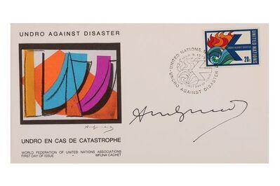 Andy Warhol, 'Undro En Cas De Catastrophe', 1970