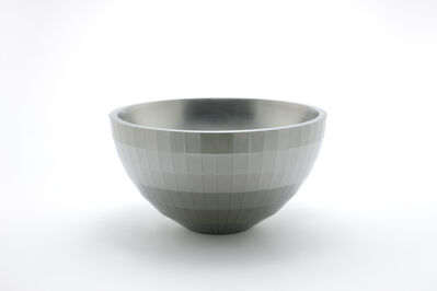 Chung Yongjin, 'Narrow-Bottomed Round Bowl with 288 Facets', 2016