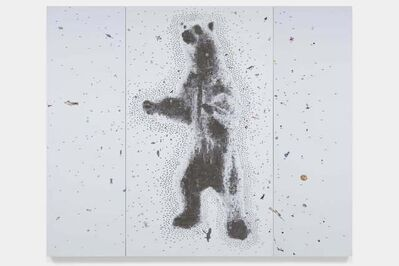 Tavares Strachan, 'The Polar Bear (from the Constellation Series)', 2013