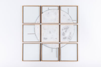 Ishmael Randall Weeks, 'Tributo a Malevich (Circulo)', 2020