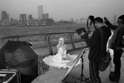 Robin Moyer, 'COS Bride (Photo Courtesy of  Yuterri), Victoria Harbour, Hong Kong', 2011