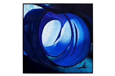 Gersony Silva, 'Sobre a areia Azul IV', 2016