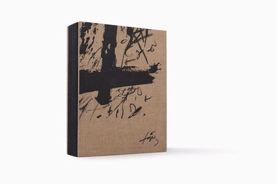 Antoni Tàpies, 'Sèrie Negre', 2017