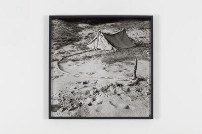Ger van Elk, 'Slap tentje / Slack tent', 1966