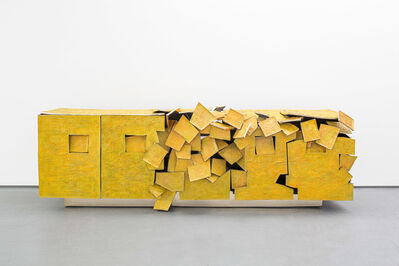 Vincent Dubourg, 'Bhanga Bronze (Yellow)', 2014
