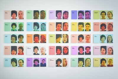 Sonia Boyce, 'The Audition in Colour', 1997-2020