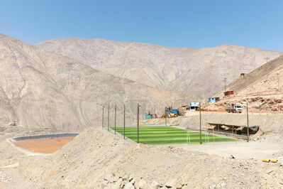 Lisa Barnard, 'SOTRAMI processing plant, Andes, Peru', 2016