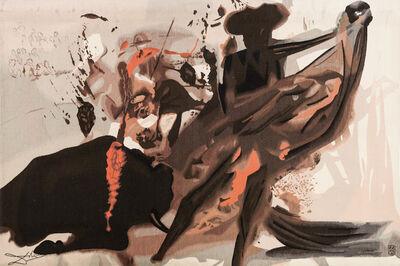 Salvador Dalí, 'Individual Bullfight   ', 1966