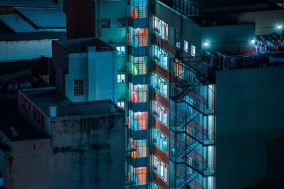Elsa Bleda, 'Johannesburg Nightscapes', 2014-ongoing