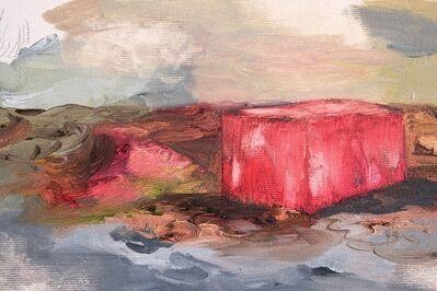 Susanne S. D. Themlitz, 'O cotovelo à beira da mesa (detail) 2', 2020