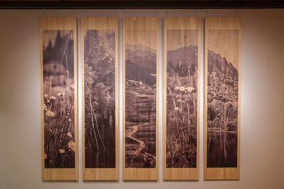 Yasuo Kiyonaga, 'Piece of Memories', 2017