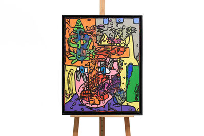 Robert Combas, 'Sans titre', 2006